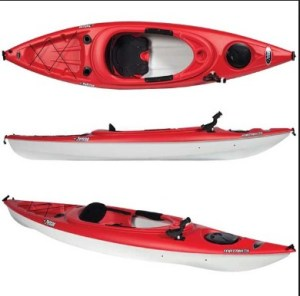 Advised Sale Pelican Challenger Kayak in Binghamton NY