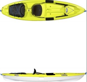 Proposed Purchase Pelican Kayaks in Casper-Riverton WY